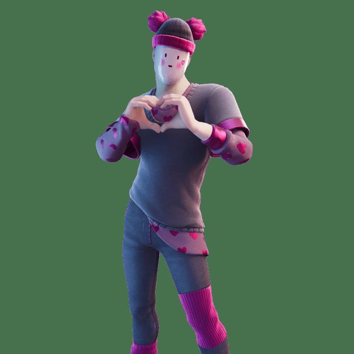 Fortnite v11.50 Leaked Skin- Pinkie