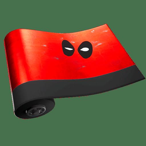 Fortnite Deadpool Merc Wrap