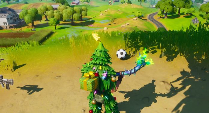 Pallone da calcio Fortnite Kick 100 metri