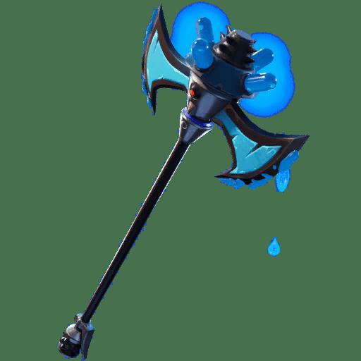 Fortnite v12.10 Leaked Pickaxe - Drip Axe