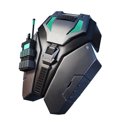 Fortnite v12.20 Leaked Back Bling - Backchannel
