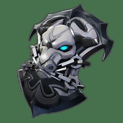 Fortnite v12.20 Leaked Back Bling - Bull Shield