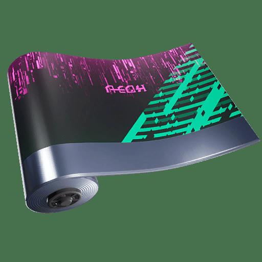 Fortnite v12.20 Leaked Back Bling - Signal Override