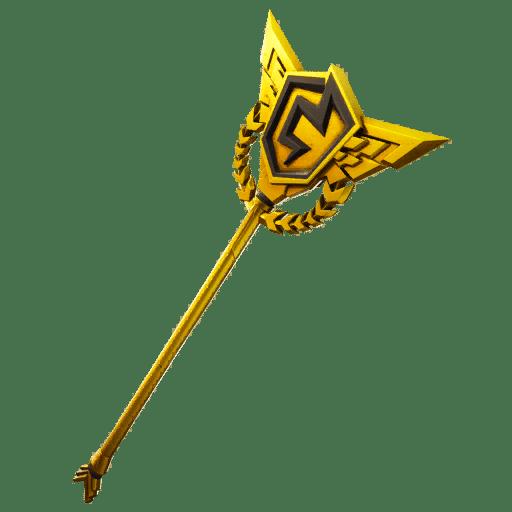 Fortnite v12.20 Leaked Pickaxe - Axe of Champions