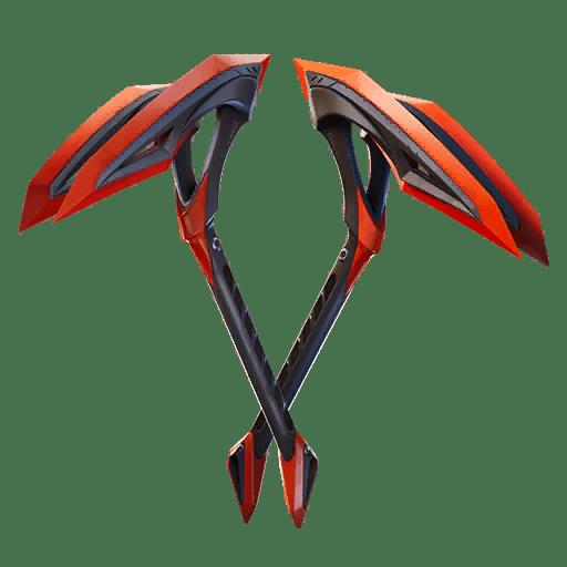 Fortnite v12.20 Leaked Pickaxe - Double Dagger