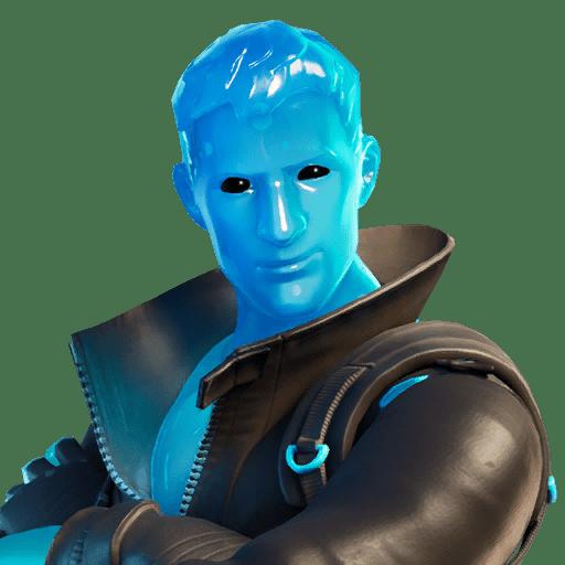 Fortnite v12.20 Leaked Skin - Slurp Jonesy