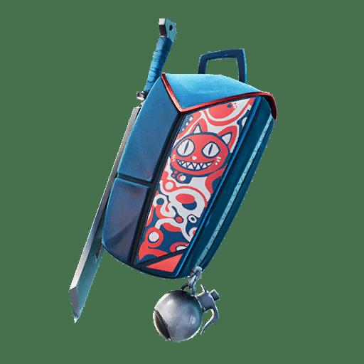 Fortnite v12.50 Leaked Back Bling - Whisker Pack