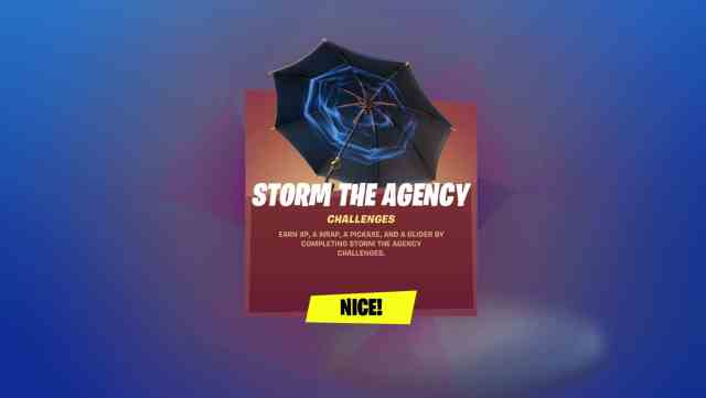 Storm the Agency Challenges