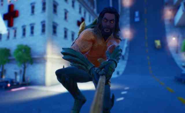 Aquaman Week 2 Challenges