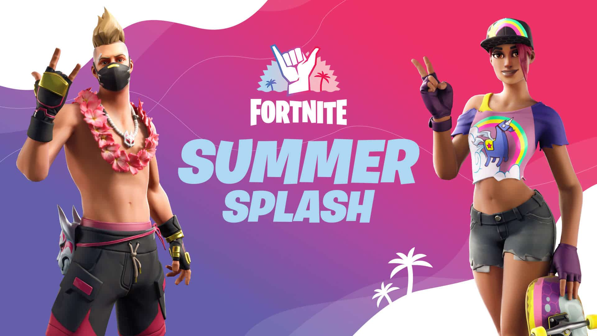 Fortnite Summer Splash Event