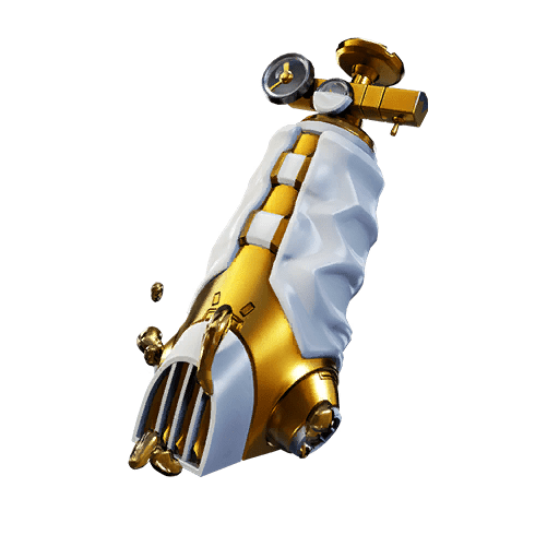 Fortnite v13.00 Leaked Back Bling - Ghost Ooze Unit