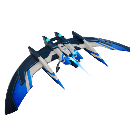 Fortnite PlayStation Pus Celebration Pack Exclusive - Stratosphere Glider