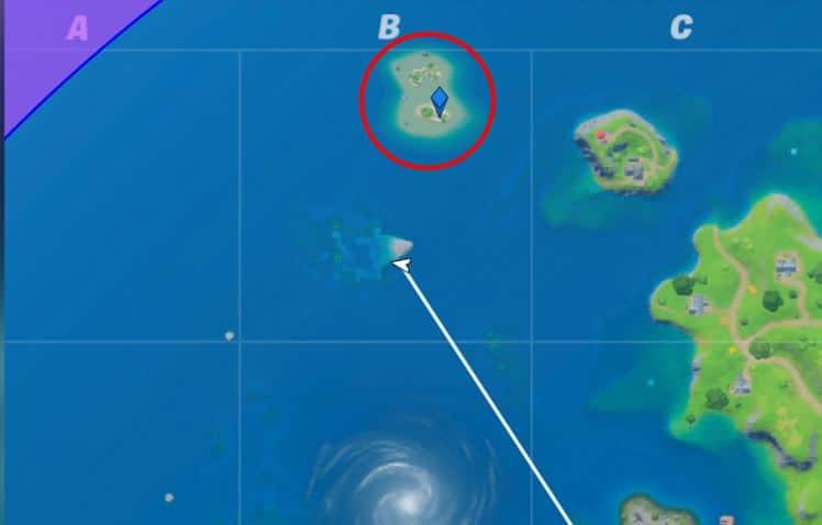 Fortnite v13.20 Map Change - New Island