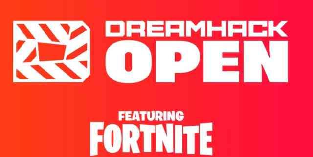 Fortnite Dreamhack Tournament