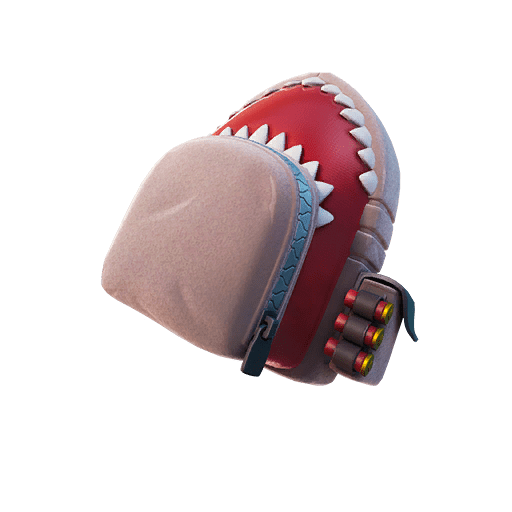 Fortnite v13.20 Leaked Back Bling - Overbite