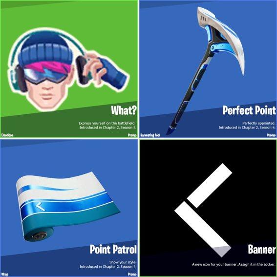 PS Plus celebration pack pickaxe wrap