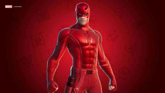 Fortnite Daredevil Skin