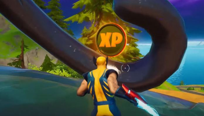 Posizione Fortnite week 8 coin xp coin stagione 4