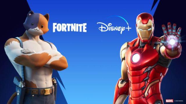 Disney Plus Fortnite