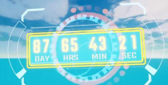 Fortnite event countdown