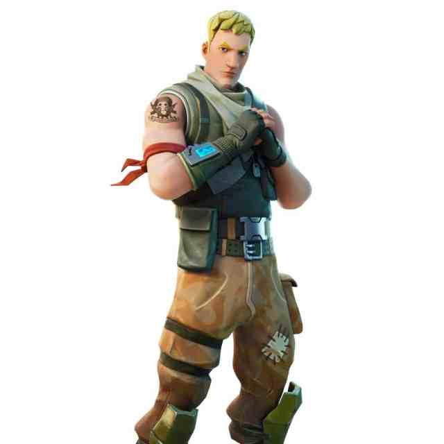 Jonesy The First