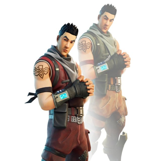Original Renegade Fortnite