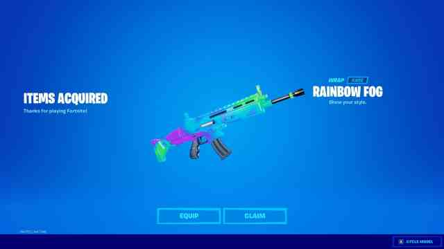 Rainbow Fog Connect Houseparty Fortnite