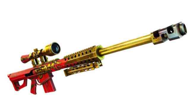 Boom Sniper Rifle Fortnite