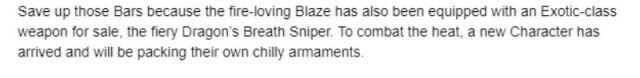 Dragon's Breath Sniper Rifle Fortnite