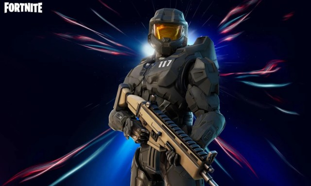 How to get Master Chief Fortnite Matte Black