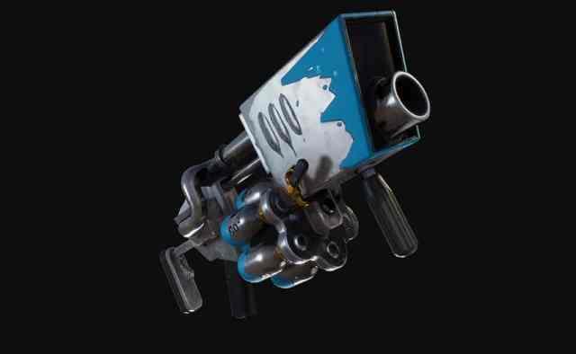 The Big Chill Chiller Launcher Fortnite