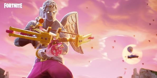 Cupid's Crossbow Fortnite