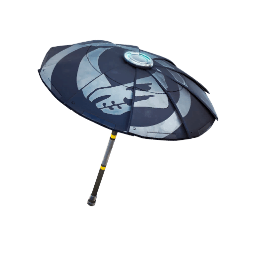 Fortnite Mando Umbrella - Beskar