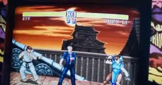 Fortnite X Street Fighter Ryu and Chun-Li Skins