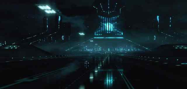 Tron Fortnite Portal