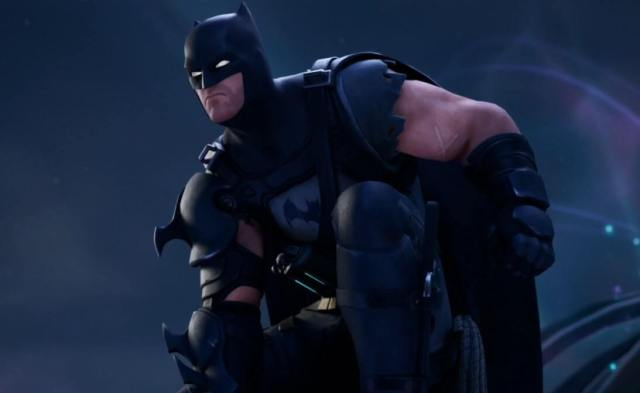 Batman Armored Zero Fortnite Skin
