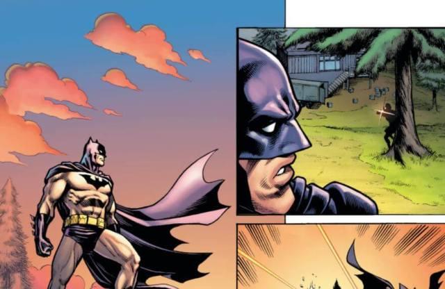 Issue 1 Batman Fortnite Zero Point