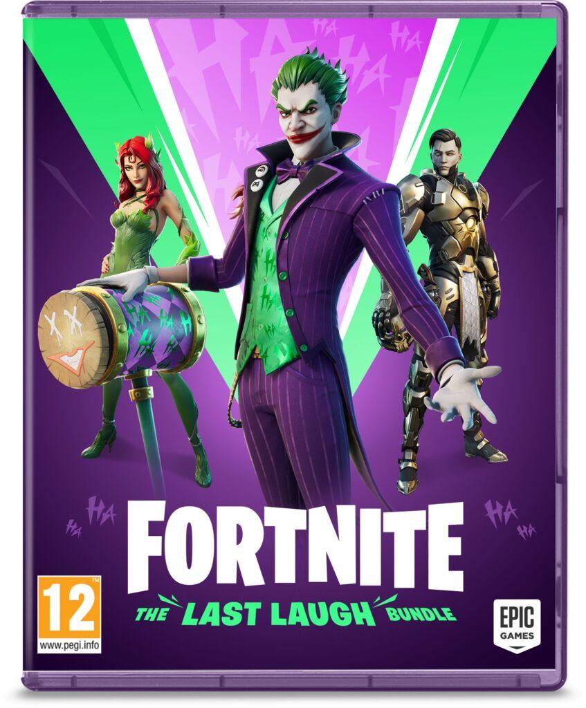 The Last Laugh Bundle for Fortnite