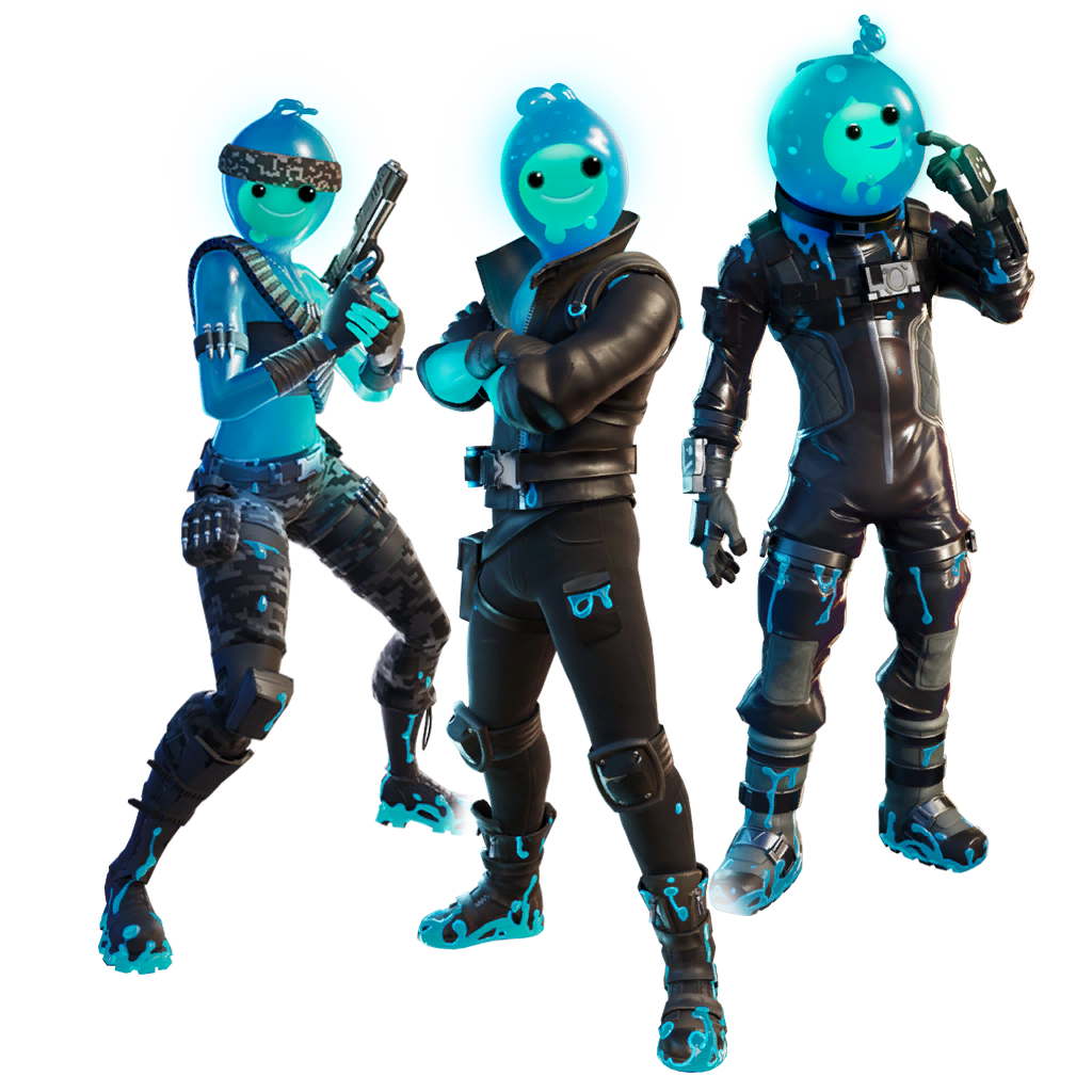 Slurp Legends Pack available in the Item Shop now
