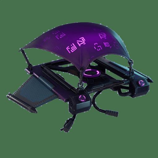 Dark Glyph Glider