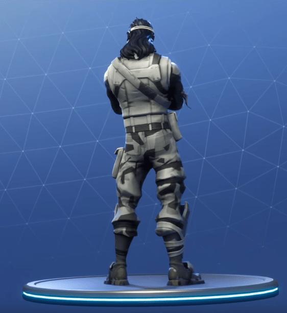Fortnite Absolute Zero Outfits Fortnite Skins