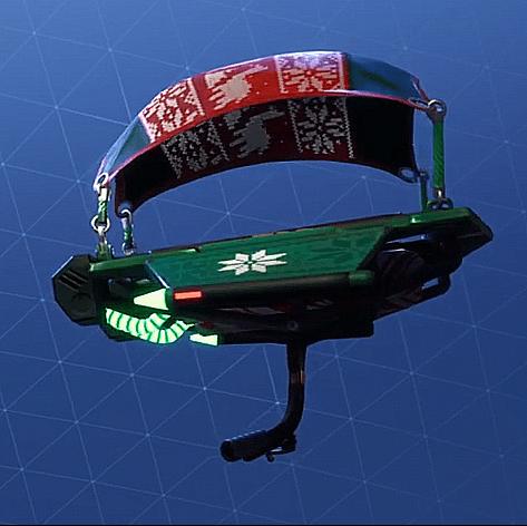 Fortnite Christmas Background Png.Fortnite Cozy Coaster Glider Rare Glider Fortnite Skins