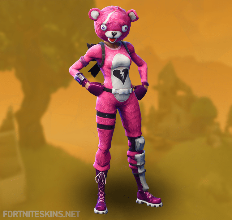 Fortnite Cuddle Team Leader Outfits Fortnite Skins