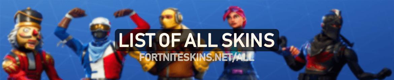 All Fortnite Skins & Cosmetic Items | Fortnite Skins