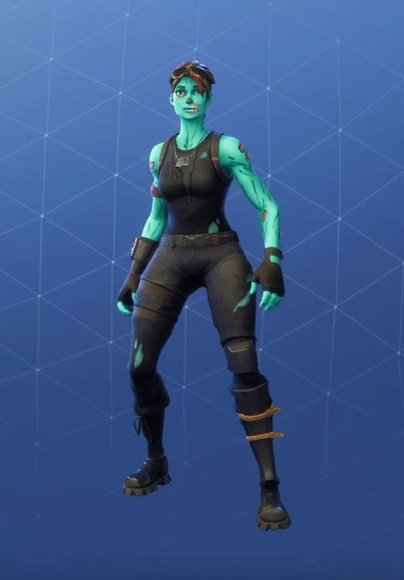 Fortnite Ghoul Trooper Skin Epic Outfit Fortnite Skins