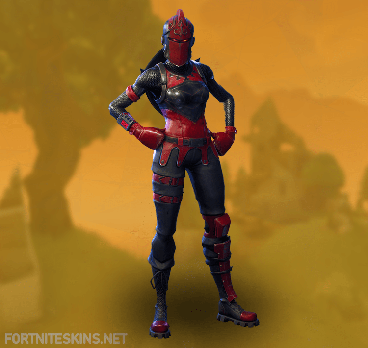 Fortnite Red Knight Outfits