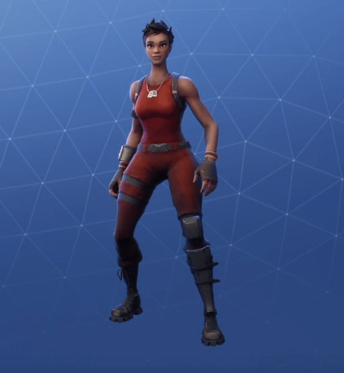 Renegade Raider Thumbnail: Outfits - Fortnite Skins