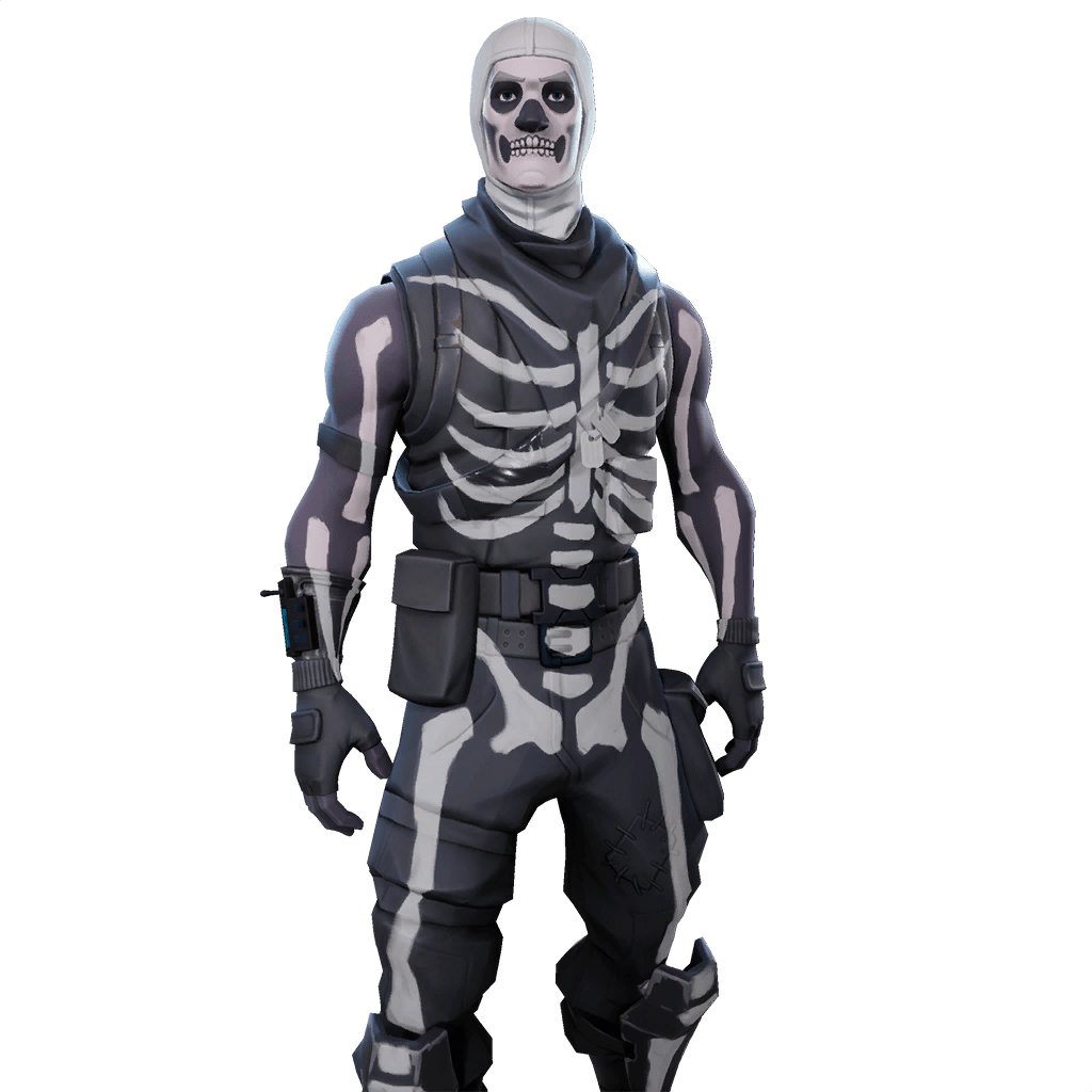 Fortnite Skull Trooper Outfits Fortnite Skins