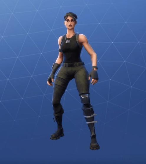 Fortnite Commando | Outfits - Fortnite Skins