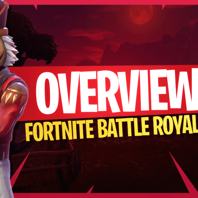 Fortnite Battle Royale: Game Overview thumbnail